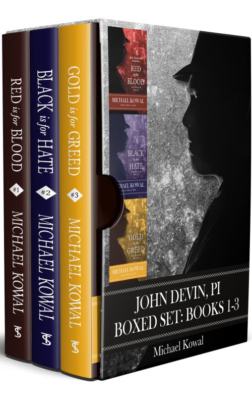 John Devin, PI Boxed Set: Books 1-3